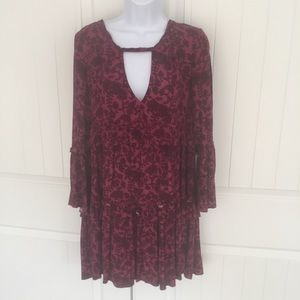 American Eagle Outfitters boho chic dress medium